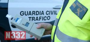 Six Times Over Limit Driver Arrested