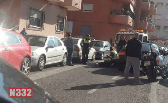 20160414 - BANK ROBBER CAUGHT IN ORIHUELA