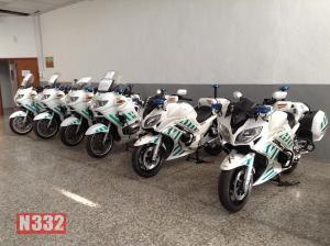 New Motorbikes Arrive in Torrevieja