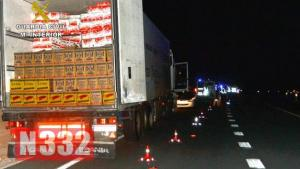 Officers Stop Drugged-Up Trucker After 70km Chase