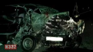 Baby Killed in Head-on Crash