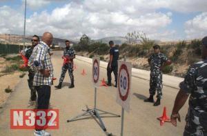 Lebanese Traffic Officers Train in Spain