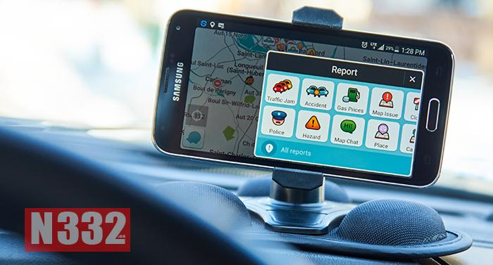 The DGT Joins Waze