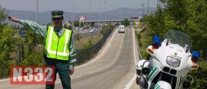 Surveillance Campaign on Secondary Roads