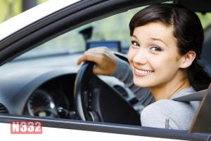 Male drivers – Double the risk at the wheel than women