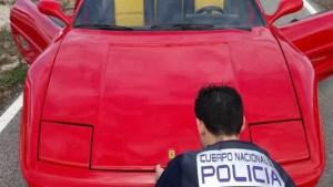 Fake Ferrari Seller Arrested
