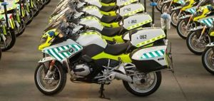 New Motorbikes and New Equipment – All aimed at saving lives