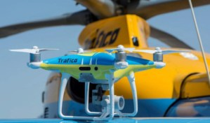 Five Drones will Patrol the Roads this Summer