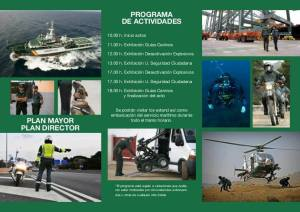 Guardia Civil Exhibition in Torrevieja