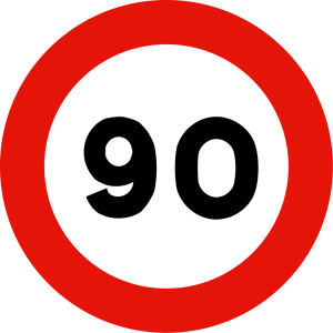 Speed Limits Look Set to Reduce Soon