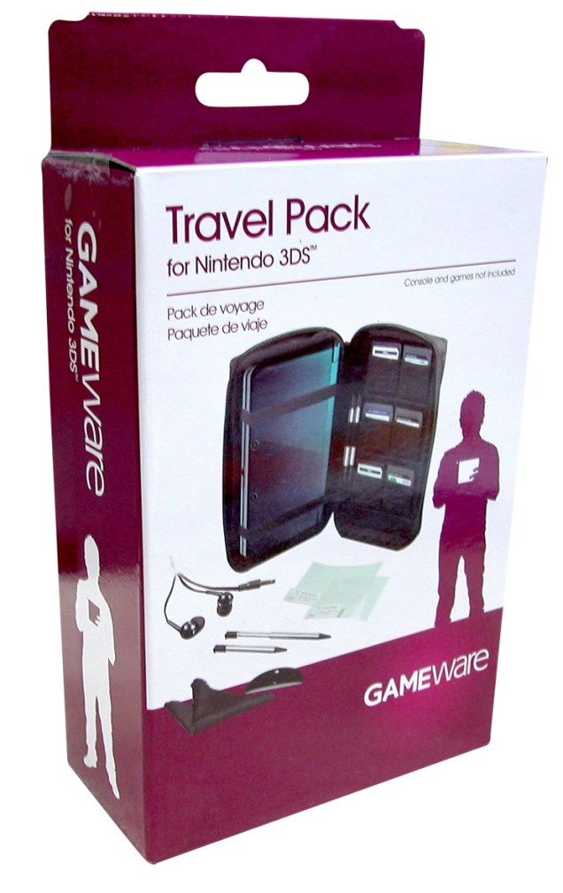 travel pack 3ds