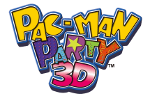 2432Pac-Man-Party-3D-logo embargo 07062011