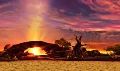 37073Desert Wasteland