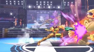 Smash Bros para WiiU