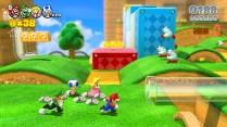 Multijugador por primera vez en un Mario 3D