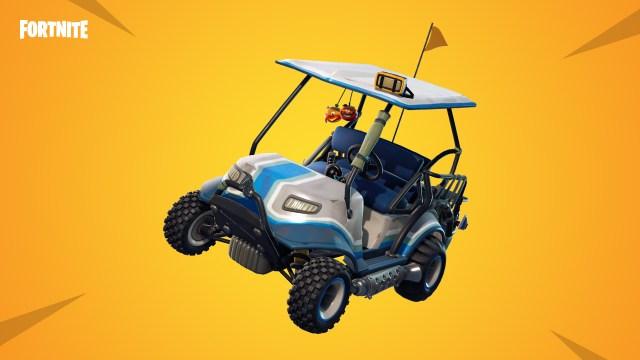 Uno de los nuevos vehículos de esta quinta temporada