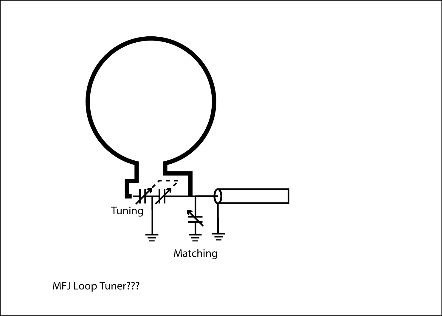 Pin Mfj 935b Loop Tuning Unit