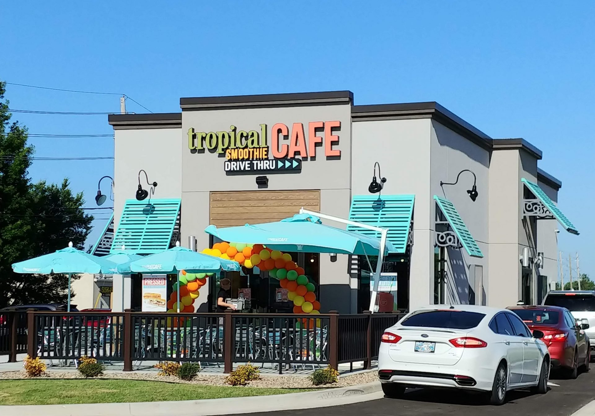 Tropical Smoothie Cafe - Reverse Built-to-Suit