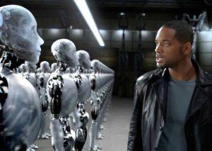 4 leyes de la robotica
