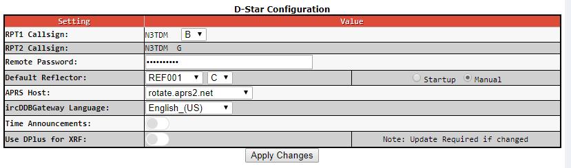 Pi-Star – Tyler D Morris