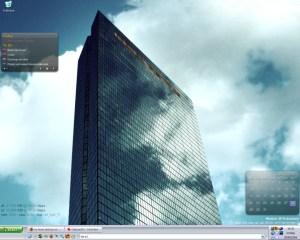 XP eye candy screenshot