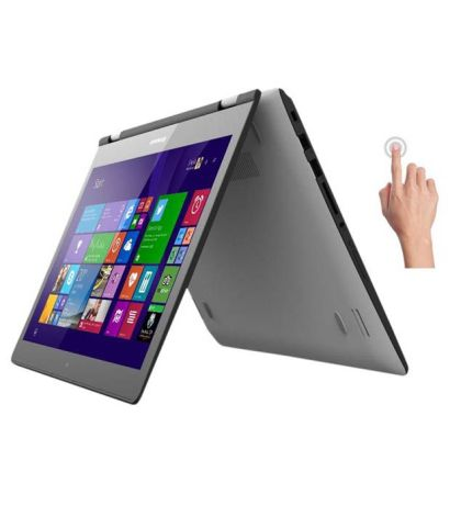 Lenovo Yoga 500 2-in-1 (80N40046IN) (5th Gen Intel Core i7- 8GB RAM-1TB HDD- 35.56 cm (14) Touch- Windows 8.1- 2GB Graphics) (White)