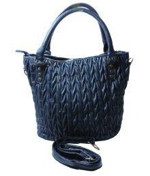 Elligator Dark Blue Sling handbag