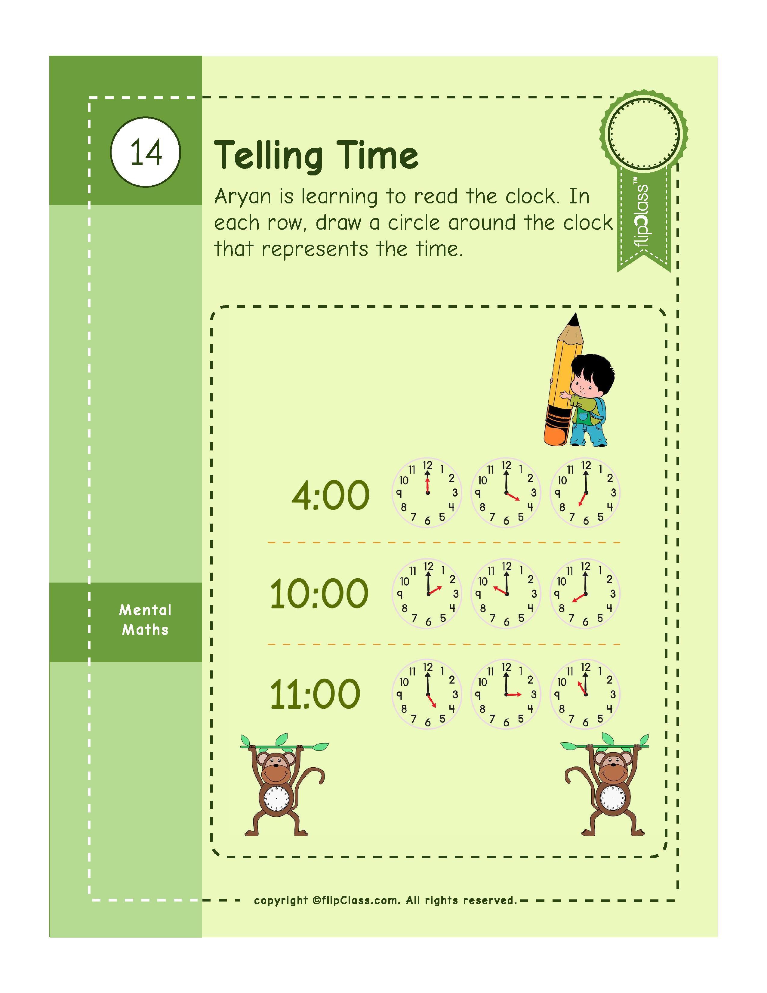 Genius Kids Worksheets Bundle For Lkg Kg I And