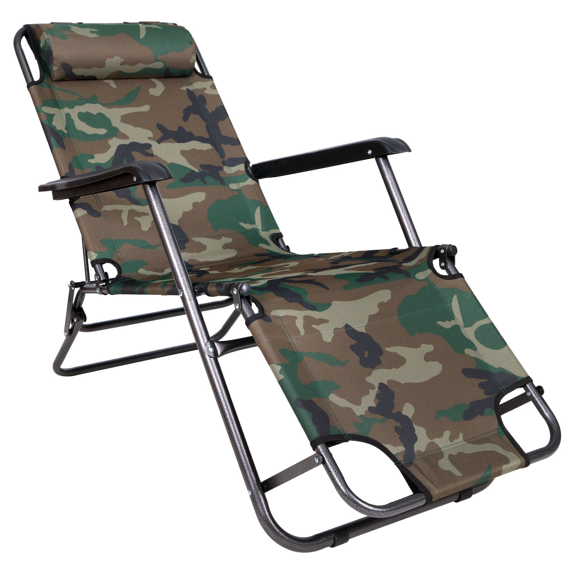 Story Home Folding Recliner Beach Lounge Garden Outdoor Portable Chair Camo Buy Story Home Folding Recliner Beach Lounge Garden Outdoor Portable Chair Camo Online At Best Prices In India On Snapdeal