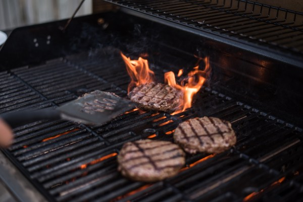 Grilling Wagyu Beef Patties
