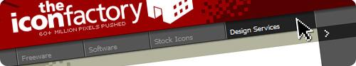 Cientos de iconos gratis en IconFactory
