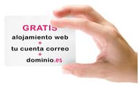 Alojamiento y dominio de pagina web gratis