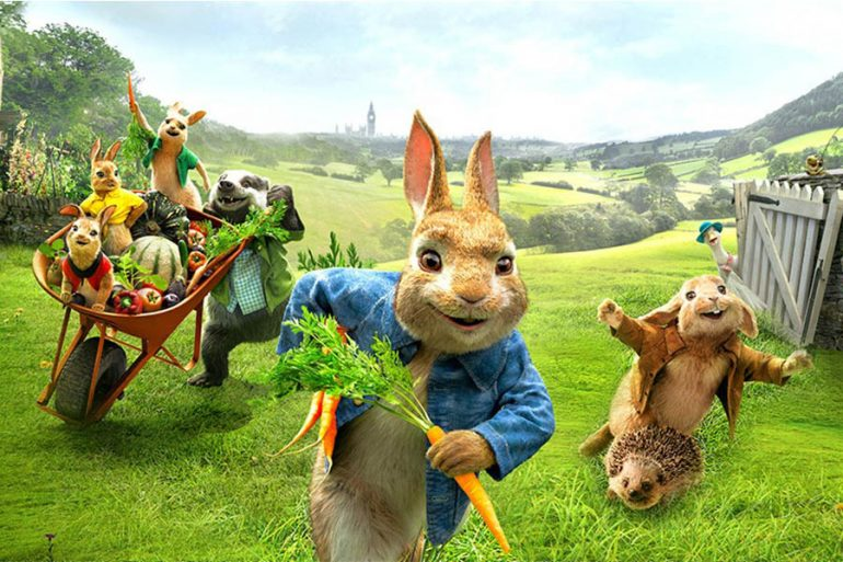 peter rabbit 2: the runaway story