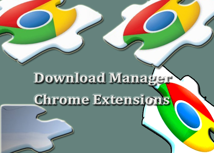 Greatest Free Download Manager Chrome Extensions
