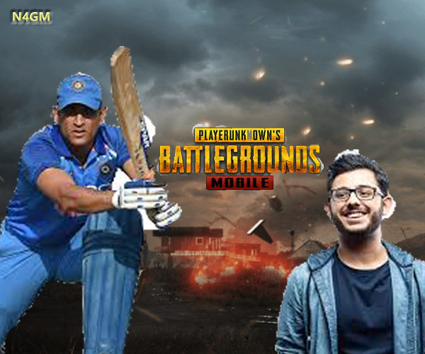 Carry Minati Defies MS Dhoni For Pubg Match