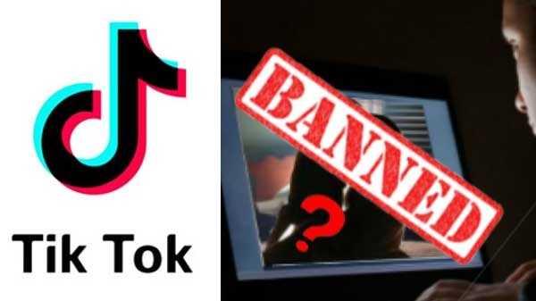 Tik Tok Ban
