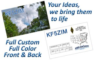 Easy QSL Cards