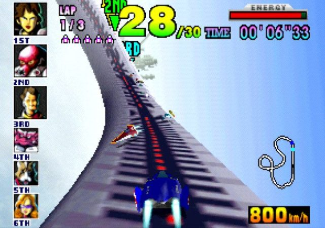 F-Zero X review - how does it play today?   N64 Today