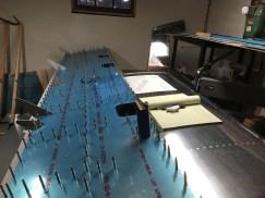 Pitot Mast Installation
