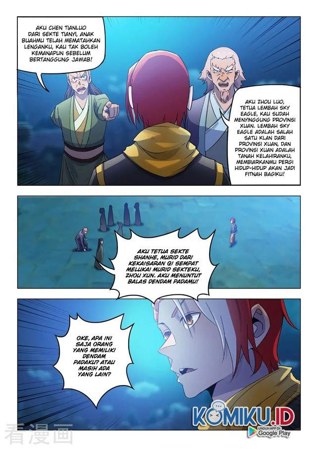 Martial Master Chapter 536