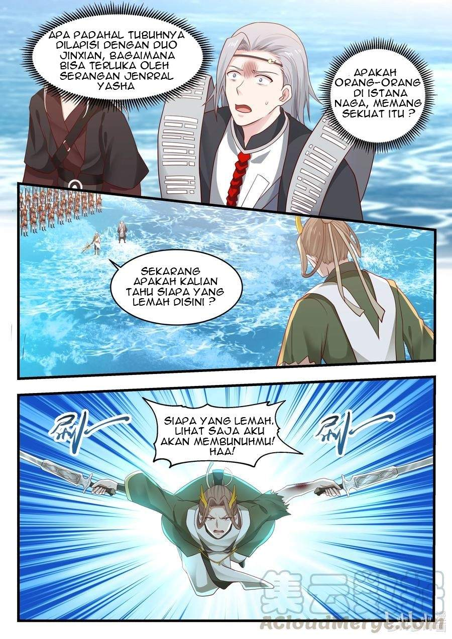 Dragon Throne Chapter 77
