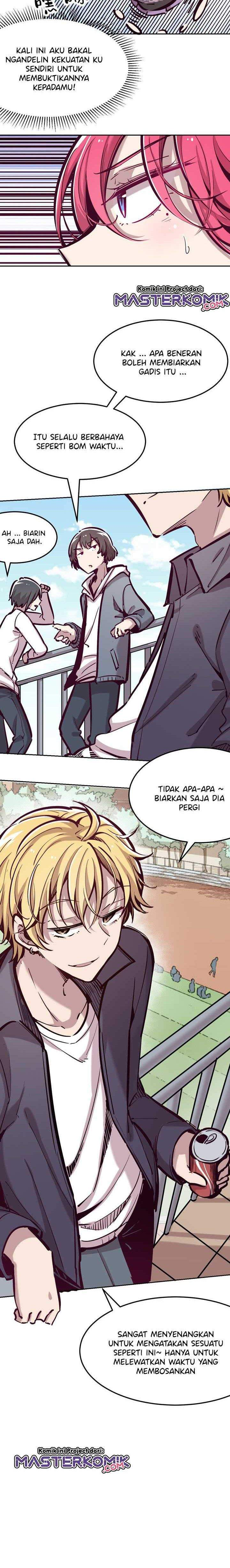 Demon X Angel, Can't Get Along! Chapter 24