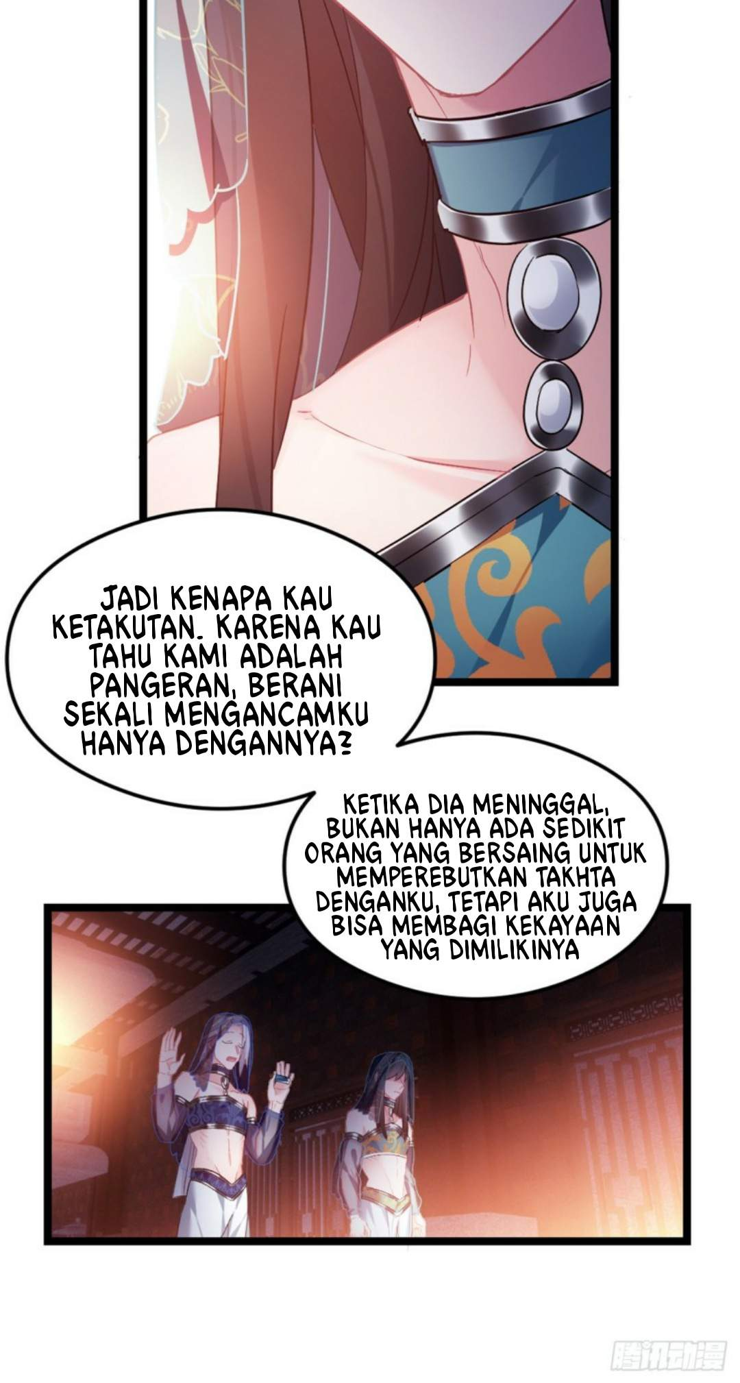 I Won't Marry The Enemy Prince Chapter 53