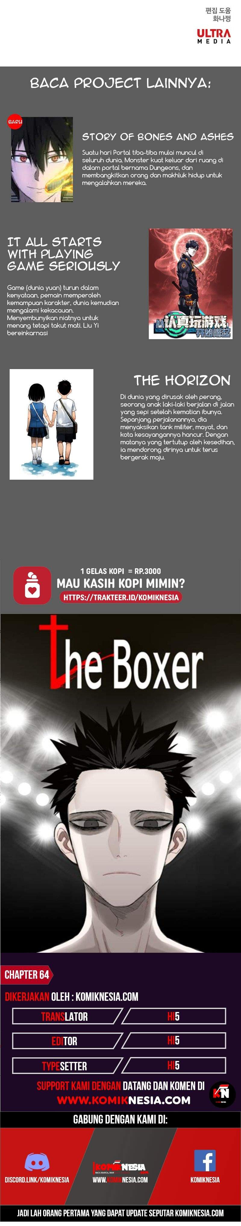 The Boxer Chapter 64