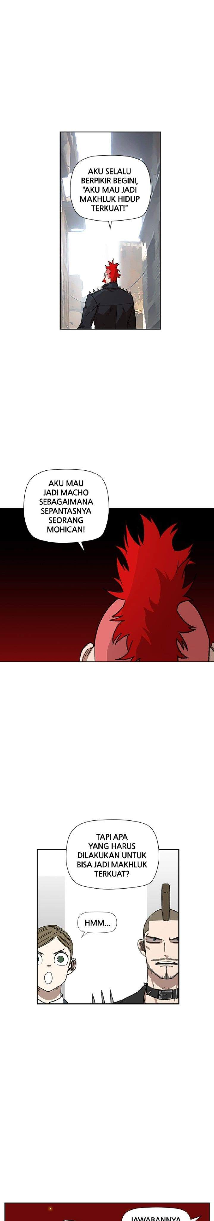 The Boxer Chapter 73