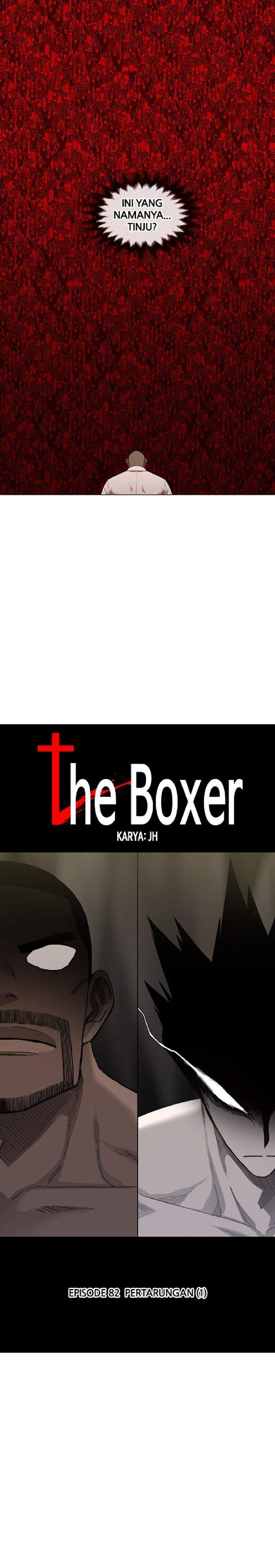 The Boxer Chapter 82