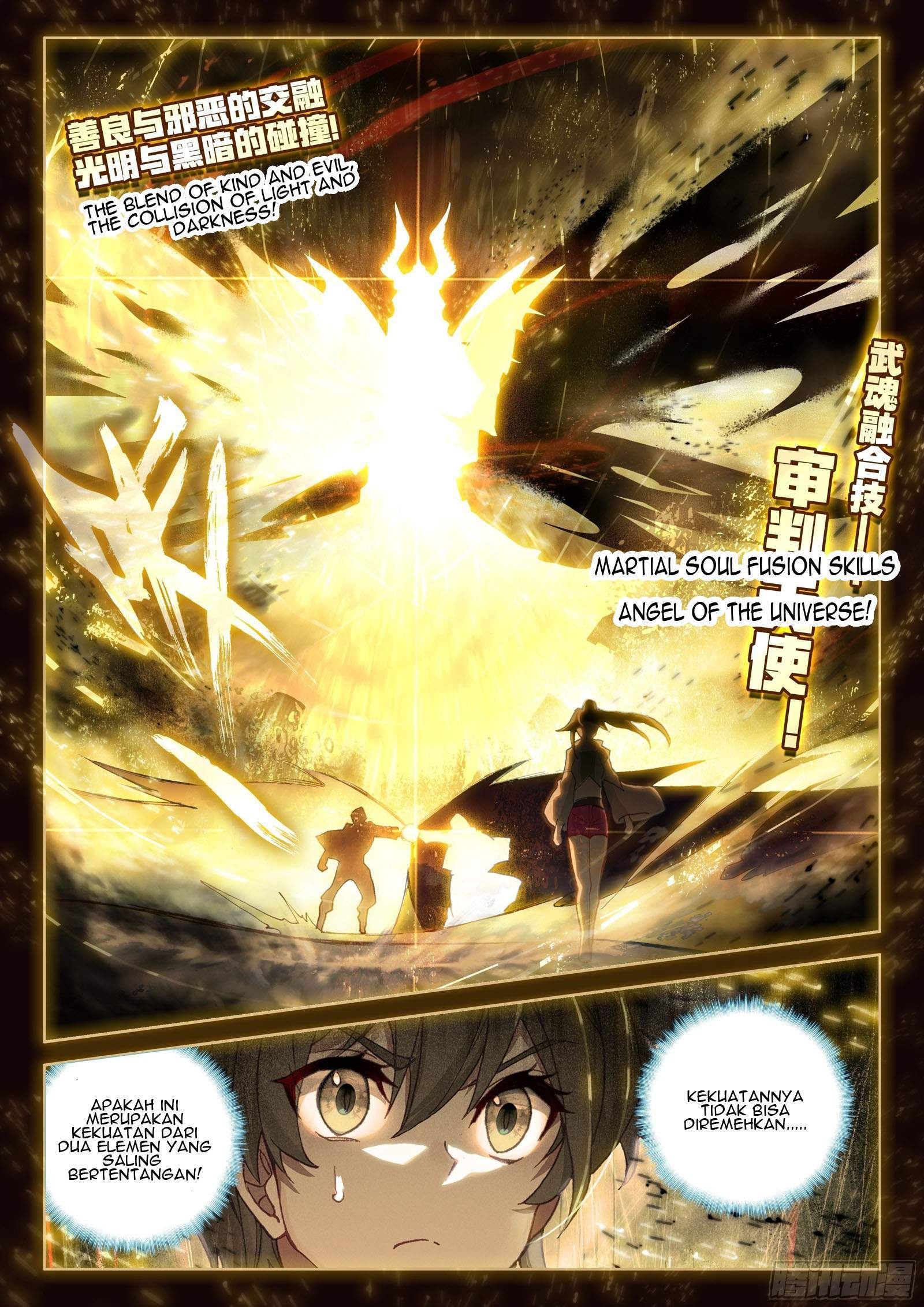 Soul Land IV – The Ultimate Combats Chapter 170