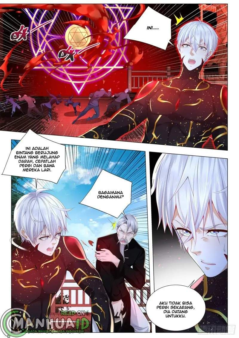 Shen Hao's Heavenly Fall System Chapter 300