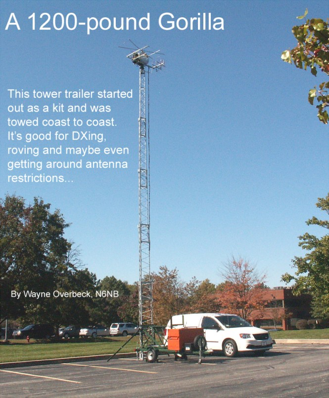 Picture Of Pvc Antenna Mast