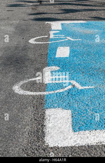 Handicap Parking Sign Holder